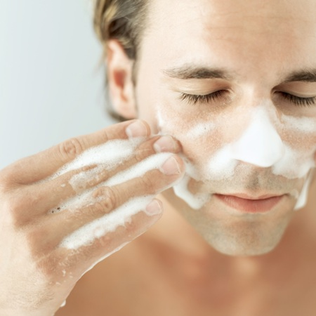 facial skin care for men