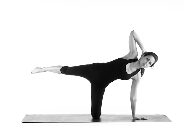 pilates at home for beginners