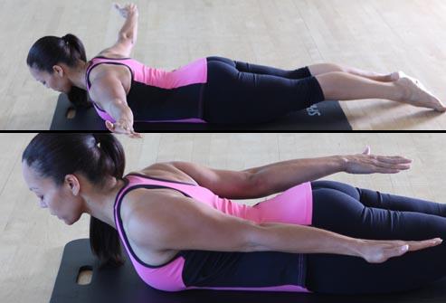 pilates program at home