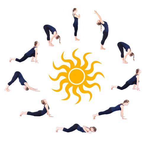 power yoga poses