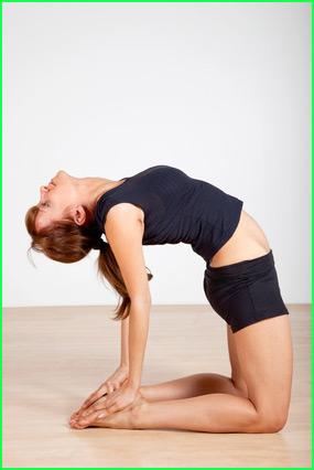 power yoga postures