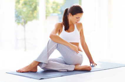 Vinyasa yoga is one of the yoga styles that promotes weight loss.